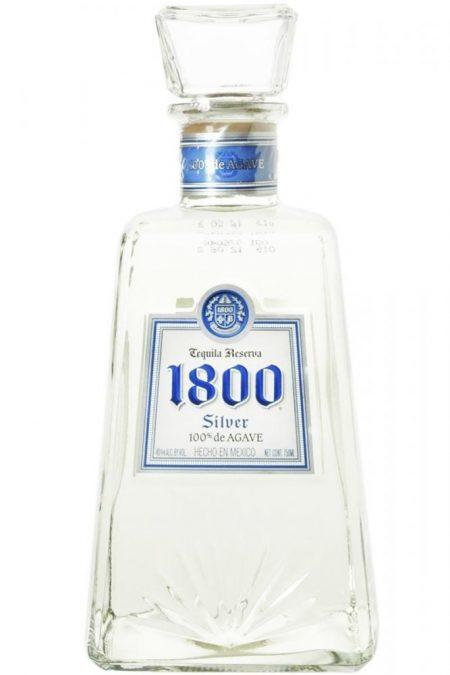 Lahev 1800 Tequila Reserva Silver 0,7l 38%