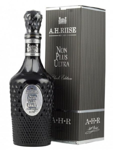 Lahev A.H.Riise Non Plus Ultra Black edition 0,7l 42%