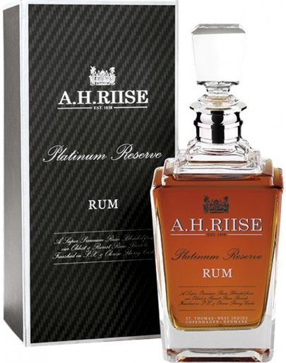 Lahev A.H.Riise Platinum Reserve 0,7l 42%