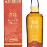 Lahev A.H.Riise XO Ambre d'Or 0,7l 42%