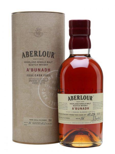Lahev Aberlour A'Bunadh Batch No. 64 0,7l 59,9%