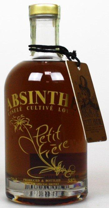 Lahev Absinth Petit Frere Natural 0,7l 58%
