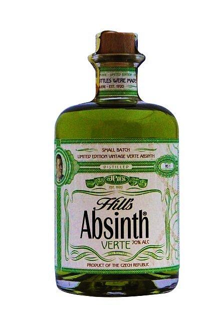 Lahev Absinth Verte 0,5l 70%