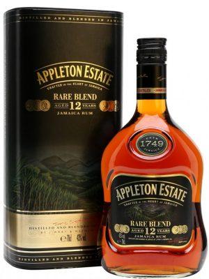 Lahev Appleton Rare 12y 0,7l 43%