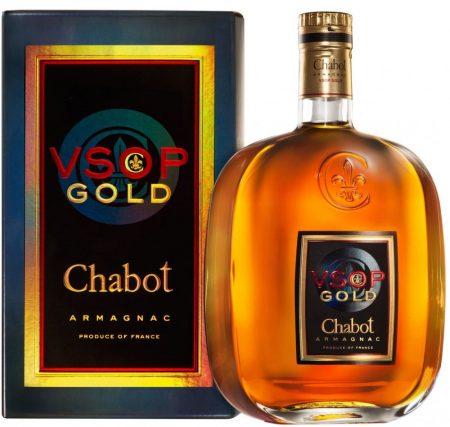 Lahev Armagnac Chabot VSOP Gold 0,7l 40%