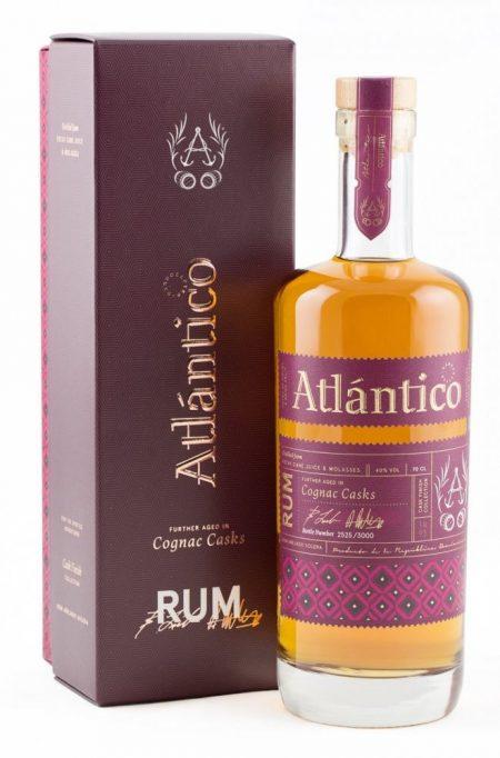 Lahev Atlantico Cognac Casks 0,7l 40%
