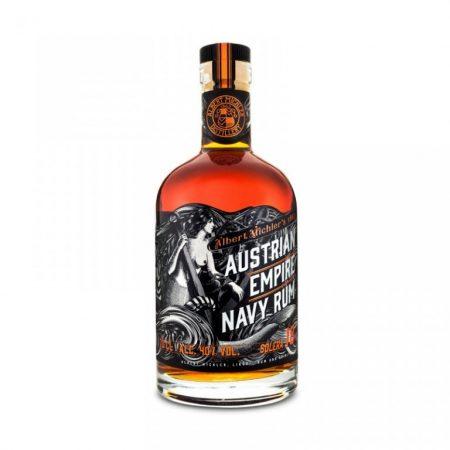 Lahev Austrian Empire Navy Rum 18y 0,7l 40%