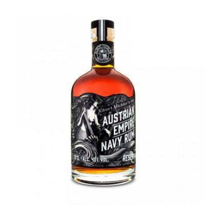 Lahev Austrian Empire Navy Rum Reserva 1863 0,7l 40%