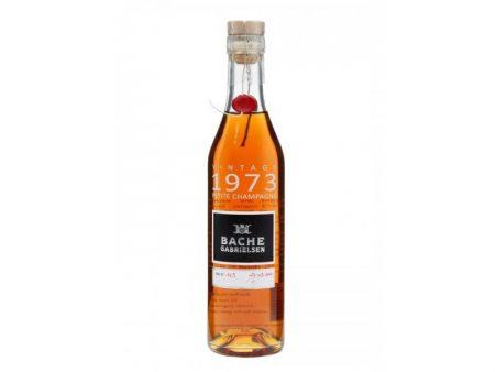 Lahev Bache Gabrielsen Vintage 1973 0,35l 45%