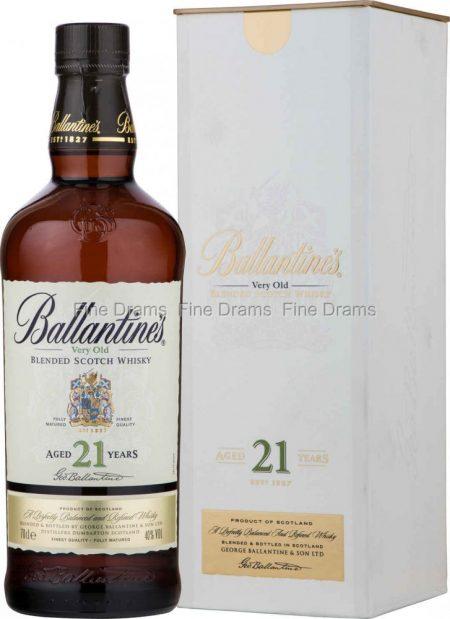 Lahev Ballantine's 21y 0,7l 40% GB