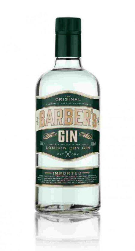 Lahev Barber's Gin 0,7l 40%