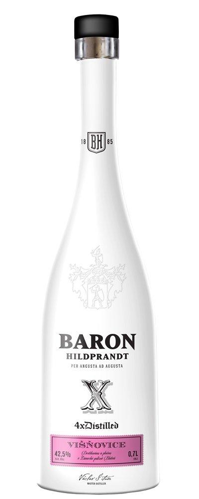 Lahev Baron Hildprandt Višňovice 0,7l 42,5%