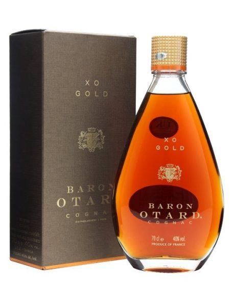 Lahev Baron Otard Gold XO 0,7l 40%
