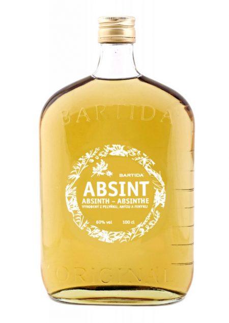 Lahev Bartida Absinth 1l 60%