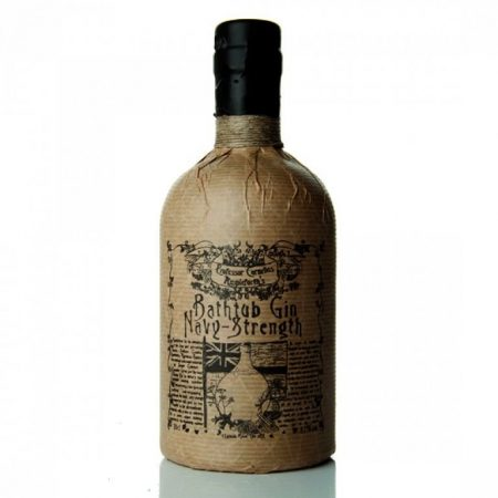 Lahev Bathtub Gin Navy Strength 0,7l 56%