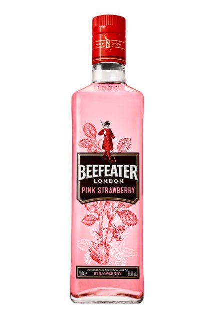 Lahev Beefeater Pink 0,7l 37,5%
