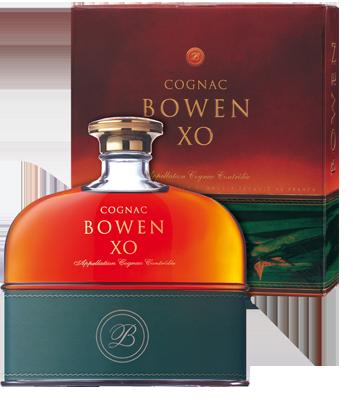 Lahev Bowen XO 0,7l 40%