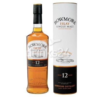 Lahev Bowmore 12y 0,7l 40%