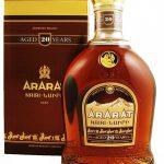 Lahev Brandy Ararat 20y 0,7l 40%