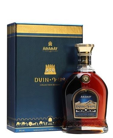 Lahev Brandy Ararat Divin Collection Reserve 0,7l 50%