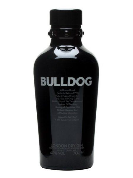 Lahev Bulldog Gin 0,7l 40%