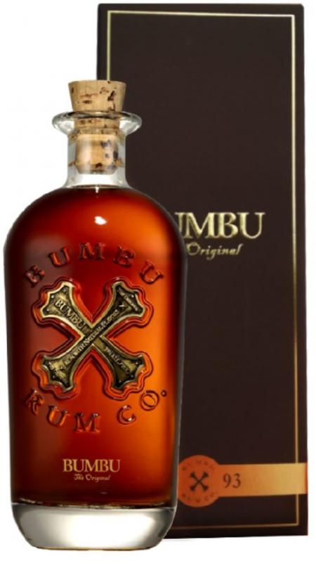 Lahev Bumbu Rum 0,7l 35% GB