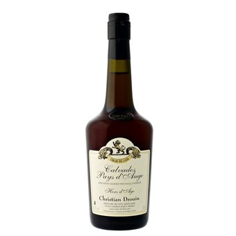 Lahev Calvados Christian Drouin Hors d´Age 0,7l 42%