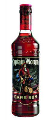 Lahev Captain Morgan Dark 0,7l 40%