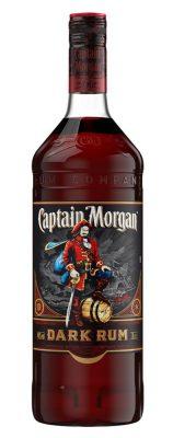 Lahev Captain Morgan Dark 1l 40%
