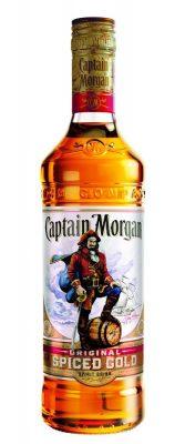 Lahev Captain Morgan Spiced  1l 35%
