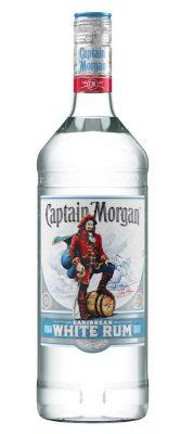 Lahev Captain Morgan White 1l 37,5%