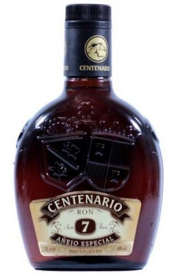 Lahev Centenario Añejo Especial 7y 0,7l 40%