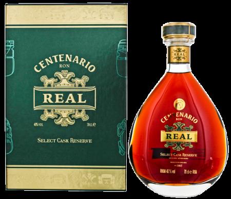 Lahev Centenario Real Select Cask 0,7l 40%