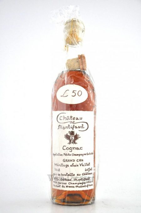 Lahev Chateau Montifaud Héritage Louis Vallet Prestige 50y 0,7l 40%