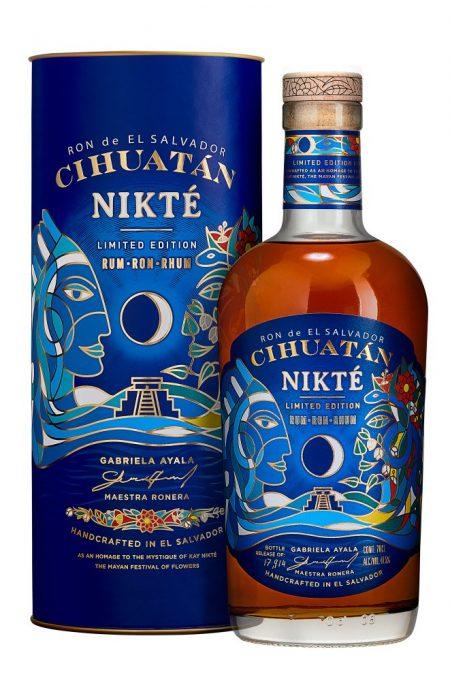 Lahev Cihuatán Nikté 0,7l 47,5% L.E. Tuba
