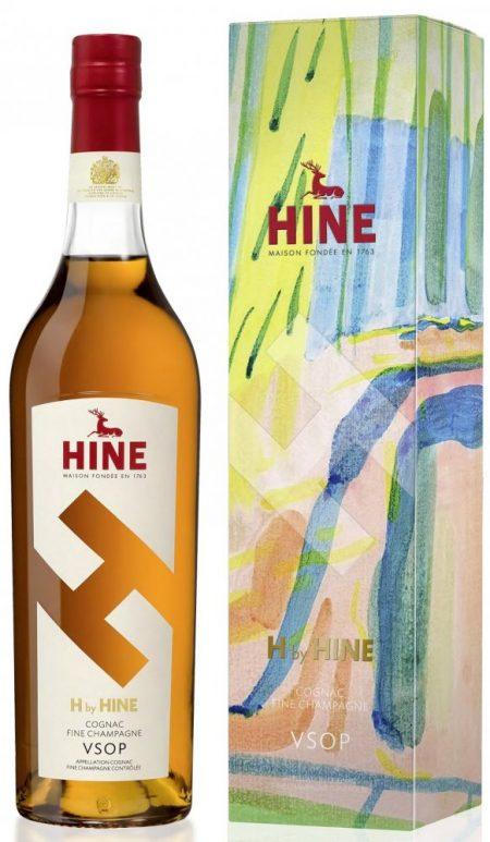 Lahev Cognac Thomas Hine VSOP 0,7l 40%