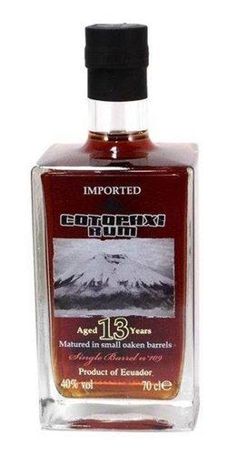 Lahev Cotopaxi Rum 13y 0,7l 40% GB