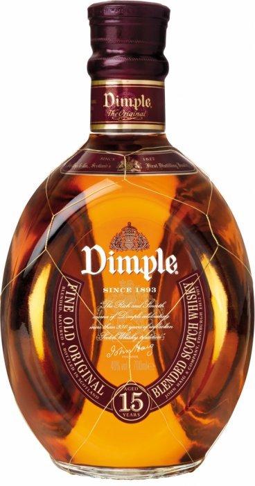 Lahev Dimple 15y 0,7l 40%