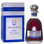 Lahev Diplomatico Single Vintage 2004 0,7l 43% GB