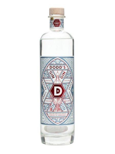 Lahev Dodd's Gin 0,5l 49,9%