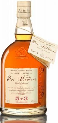 Lahev Dos Maderas Rum 5 + 3 0,7l 37,5%