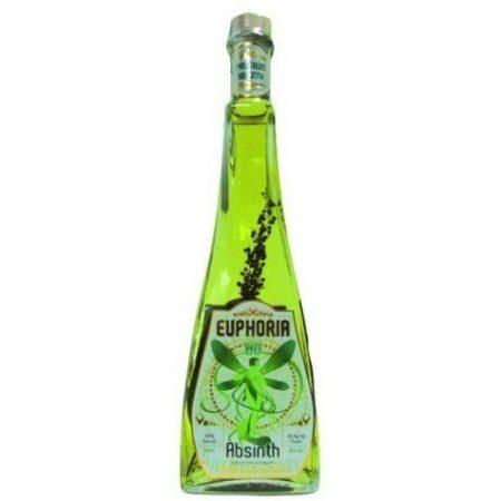 Lahev Euphoria Absinth 80 0,5l 80%