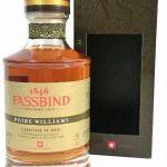 Lahev Fassbind Poire Williams L´Heritage De Bois 0,5l 53,8% GB L.E.