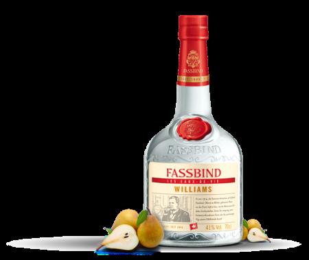 Lahev Fassbind Williams Eaux De Vie 0,7l 41%