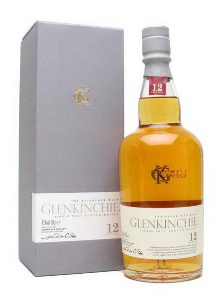 Lahev Glenkinchie 12y 0,7l 43%