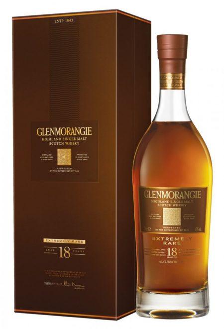 Lahev Glenmorangie 18y 0,7l 43% GB