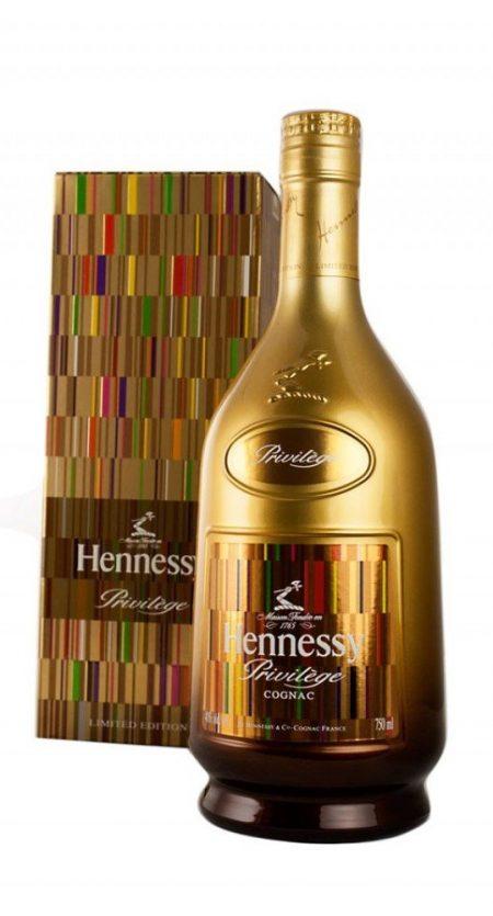 Lahev Hennessy Privilege Collectors 0,7l 40% L.E.