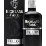 Lahev Highland Park Dark Origins 0,7l 46,8%