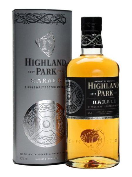 Lahev Highland Park Harald 0,7l 40%