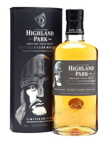 Lahev Highland Park Leif Eriksson 0,7l 40% L.E.